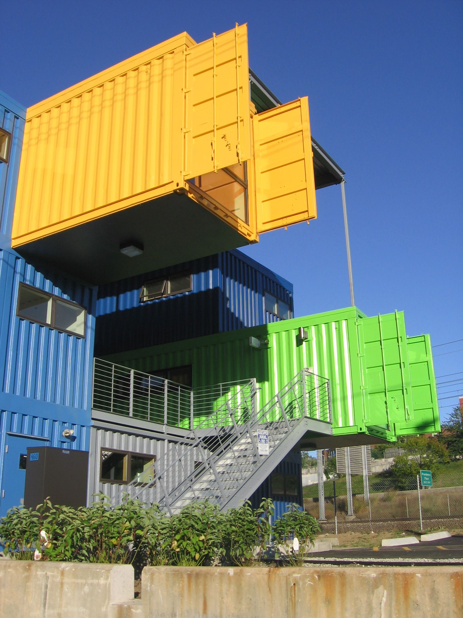 shipping container architecture can houses pinterest container h user container und h uschen. Black Bedroom Furniture Sets. Home Design Ideas