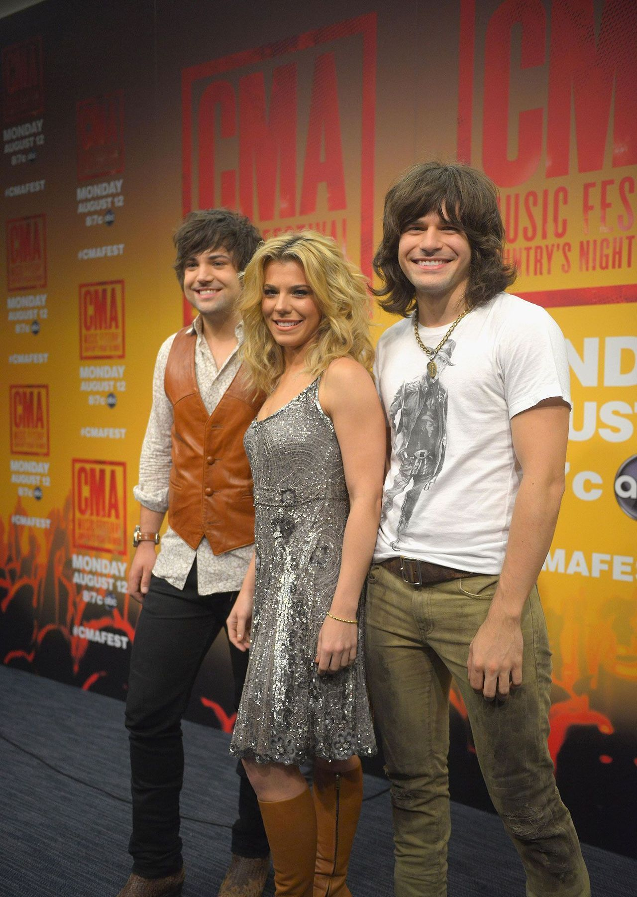 The Band Perry Country Music Singers Country Western Singers