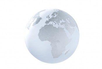 Candeeiro de mesa - Earth
