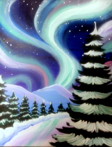Northern Lights Over the Pines - Sat, Dec 03 7PM at West Chester