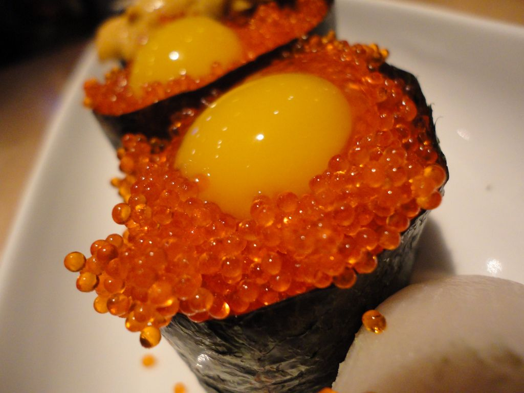 1000+ images about sushiiii on Pinterest | Types of caviar, Inside ...