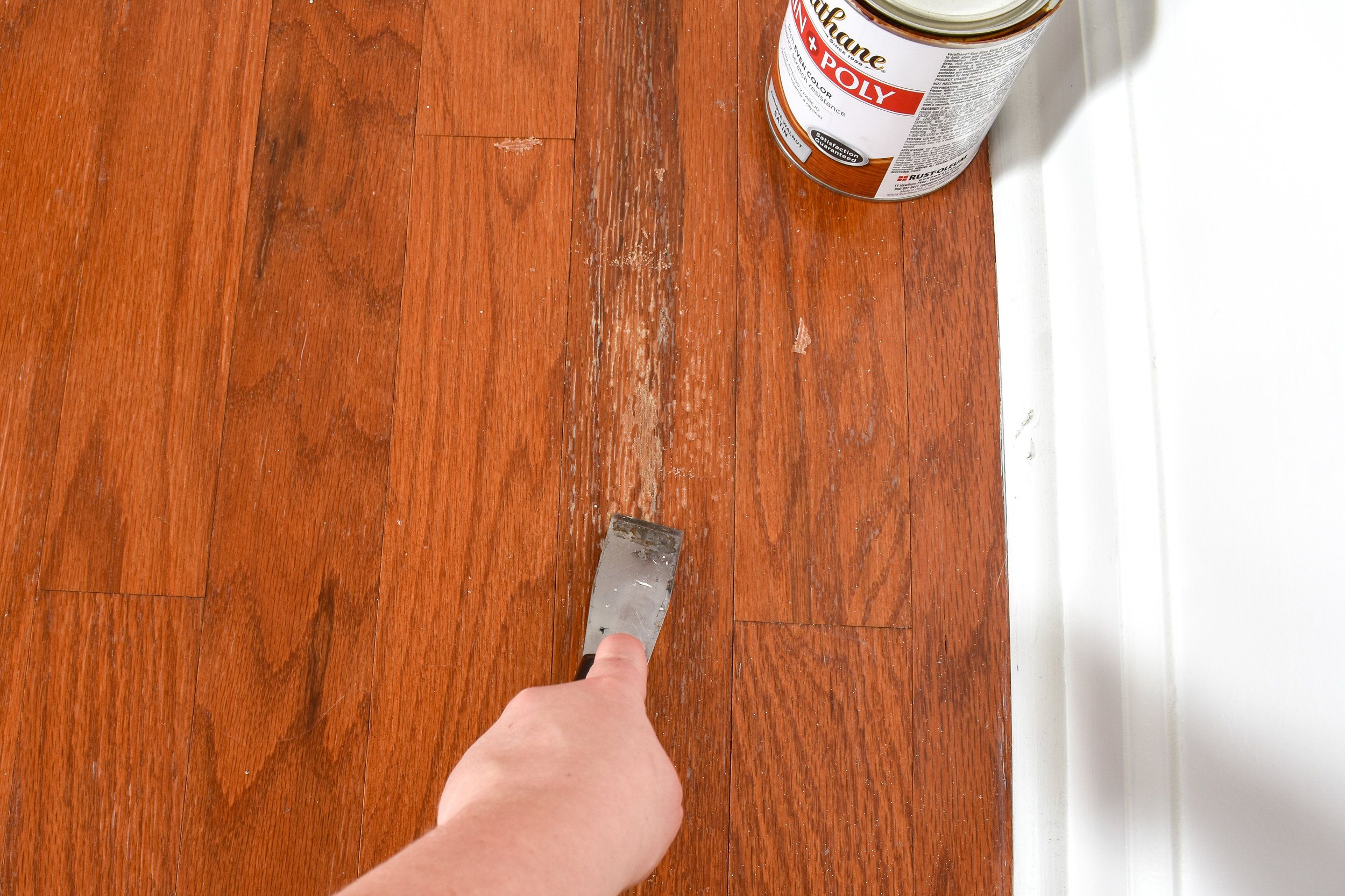 How To Make Old Hardwood Floors Shine Like New Water Stain On