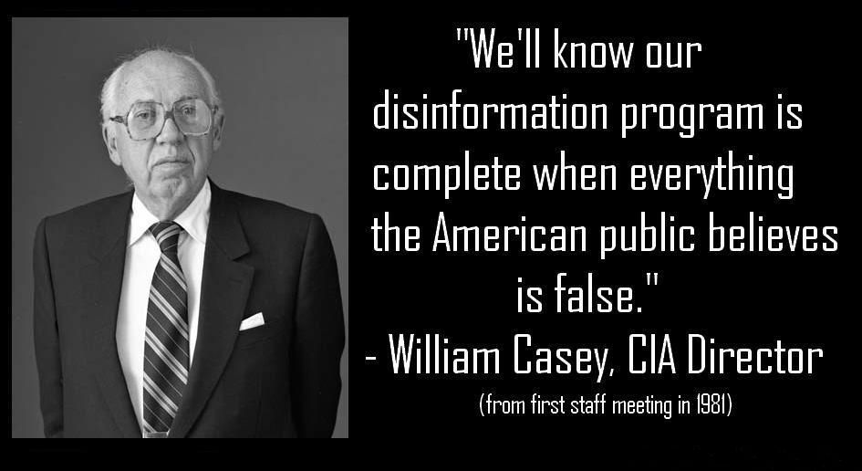 Everything we have been told is a lie of the elite | Cia, Staff ...