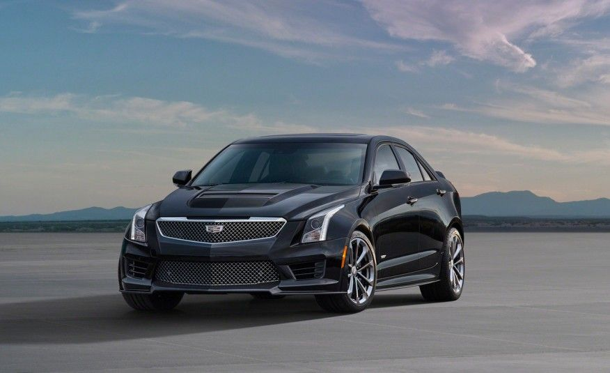 Squeezing Three at the Cherry M3? 2016 Cadillac ATS-V Priced ...