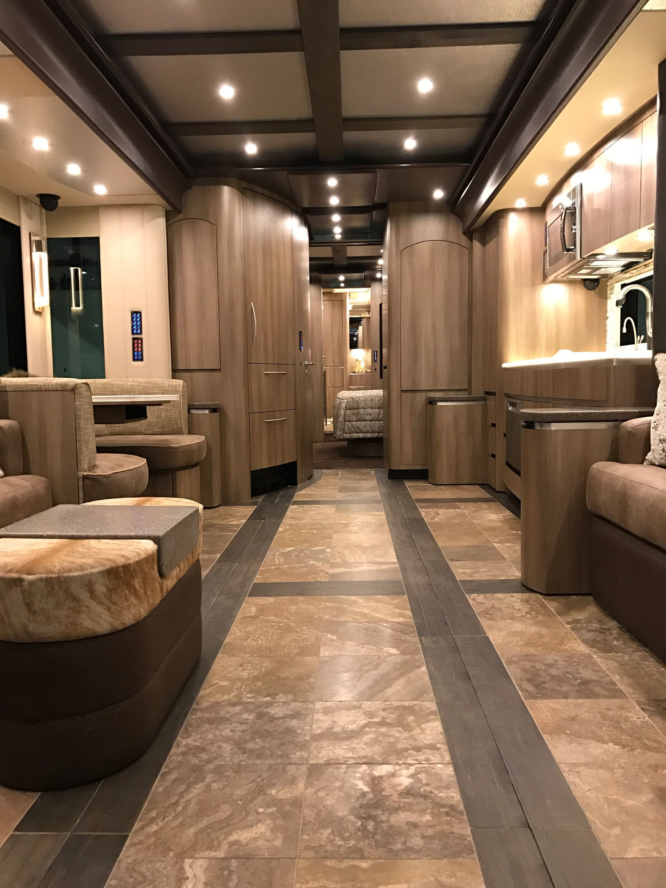 42 The Latest Rv 2018 Design Luxury Rv Luxury Motorhomes