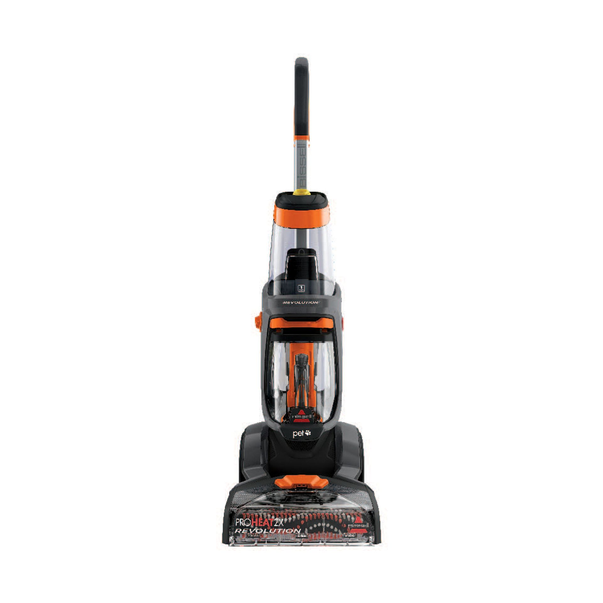 Bissell proheat 2x revolution upright deep cleaner
