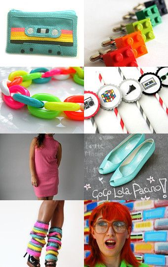 A Etsy 80's baby! Come on by and enjoy :)