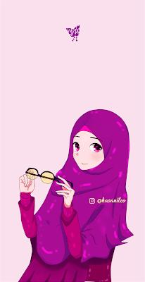 Pin Di Wallpaper Anime Muslim