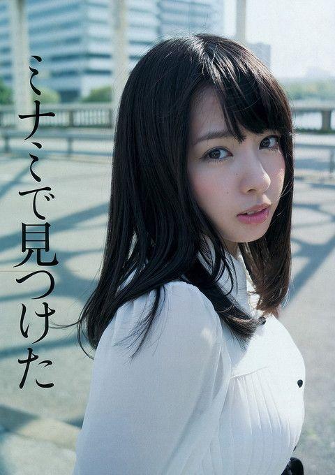 NMB48・山田菜々のDカップがエロい水着姿と過激な下着画像 ...