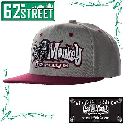 92297e792bfa3b Gas Monkey Garage, Men's Accessories, Baseball Cap, Snapback, Men  Accessories, Snapback