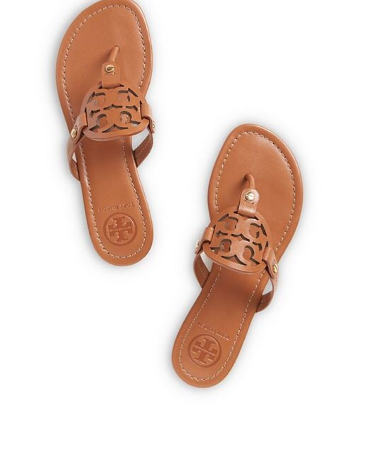 53327b2bfa8a Drooling over these Tory Burch Miller Sandals--definitely the next ones