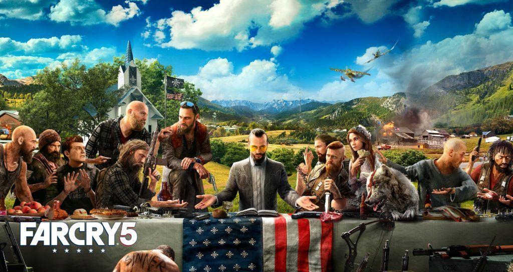 Far Cry 5 Fin De Semana Gratuito En Uplay Pc Far Cry 5 Things To Come Gaming Wallpapers