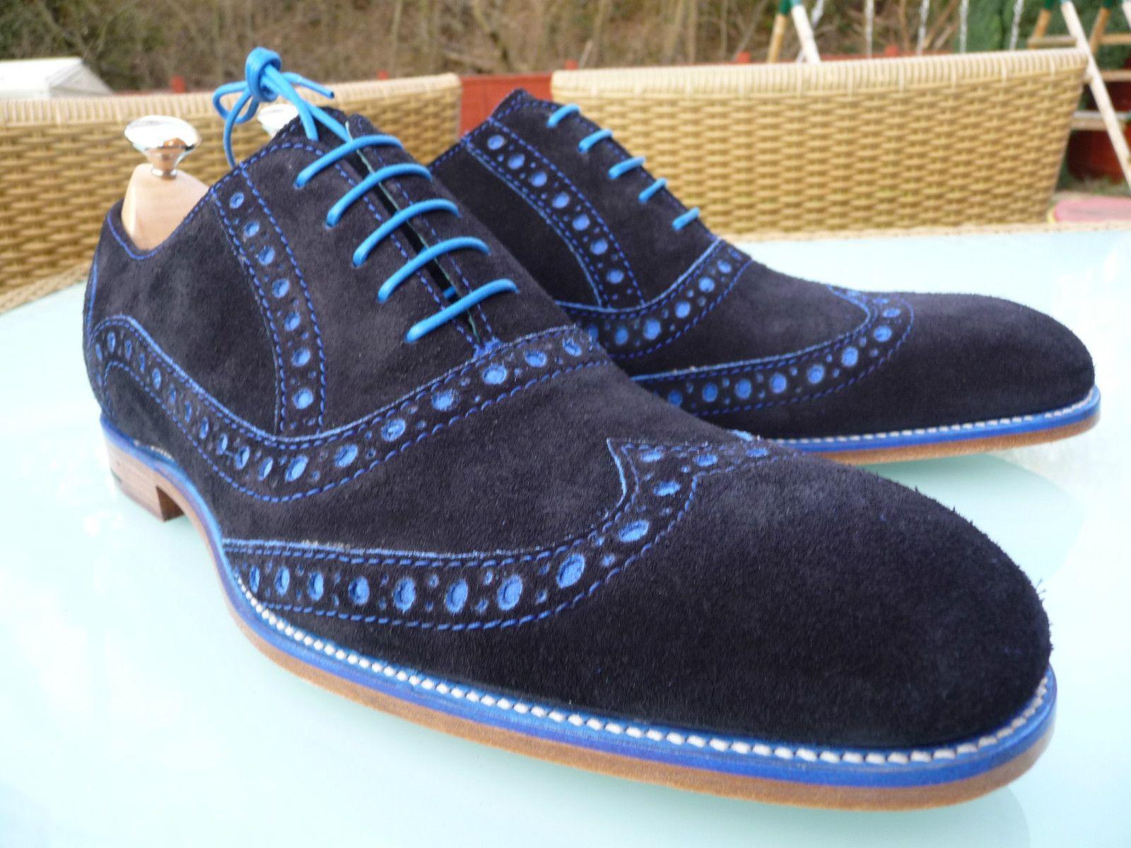 mens #shoes. | Blue suede shoes, Top