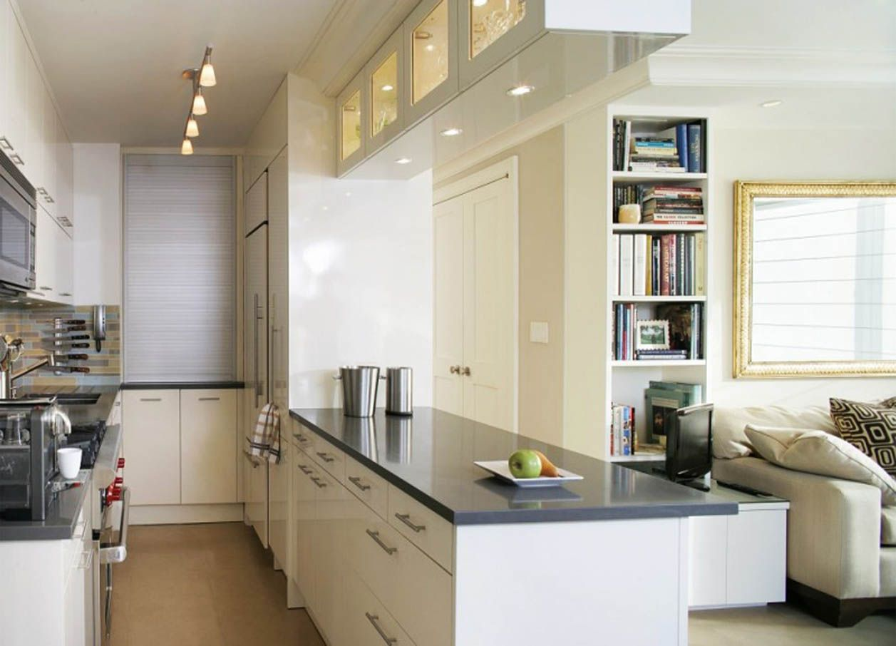 Tips To Maximize Galley Kitchen Space Kitchen Inspiration Design