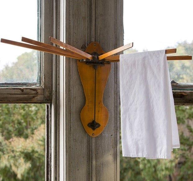 Wall Drying Rack Kitchen Towel