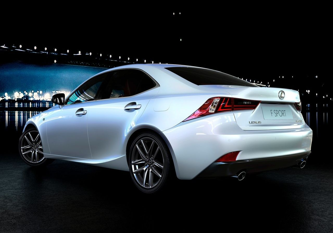Lexus 2014 is 350 f sport
