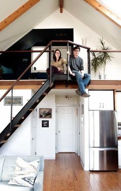 The housing crisis a few years ago taught us all something: buying a house we can afford is going to make us much happier and better-off than buying a dream home that we can barely swing. When Carolyn Hanisch and Justin Long were searching for a home three years ago in Kintnersville, PA, they found a perfect small house on the right amount of land. The problem was the $40,000 price difference from the top of their budget to the asking price.