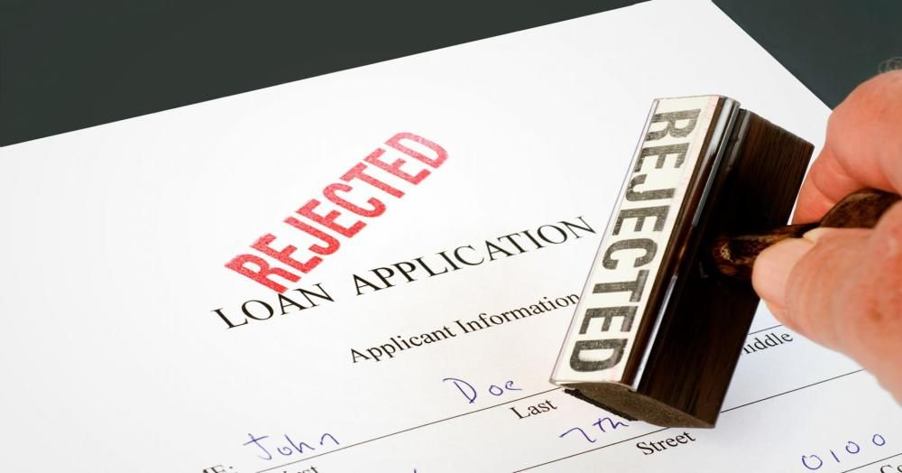 What Can You Do If Your Loan Request Was Denied? Loan