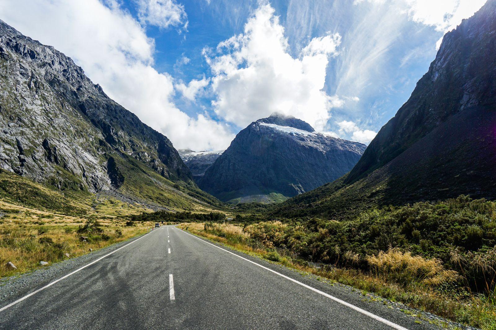 The West Coast of New Zealand's South Island —Three