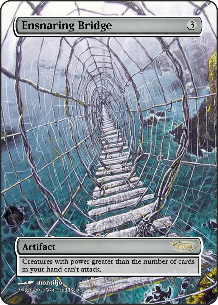 мост среди карточных игр