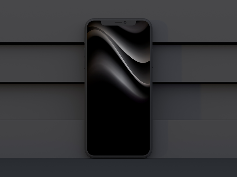 Ios 13 Dark Mode Concept Wallpaper Iphone Wallpaper Lights Light In The Dark Wallpaper