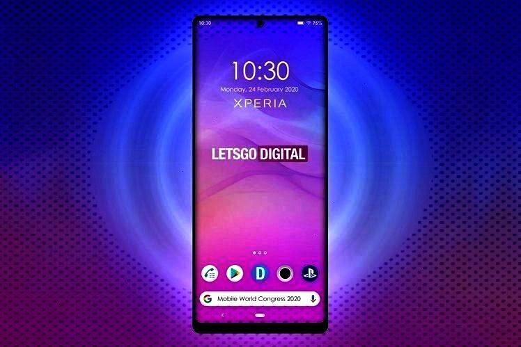 flagship to have punch-hole camera according to patent findNext Sony Xperia flagship to have punch-