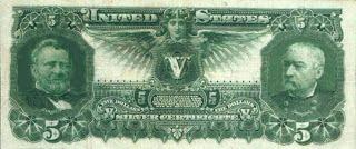 Oskarmiguel: Billetes antiguos de los Estados Unidos