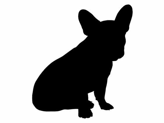 Pin By Divoscwill On Dog Breed Tattoos Dog Silhouette