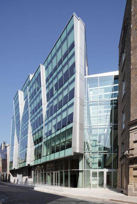The Irish Times Dublin Interpane Glas Industrie Ag Obshestvennye Zdaniya Zdaniya