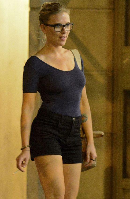 Johansson cucumber Scarlett