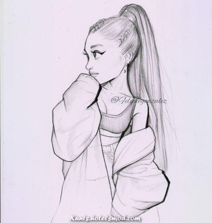 La legendaria Arianaa ha firmado mi Un … ella misma y está en papel