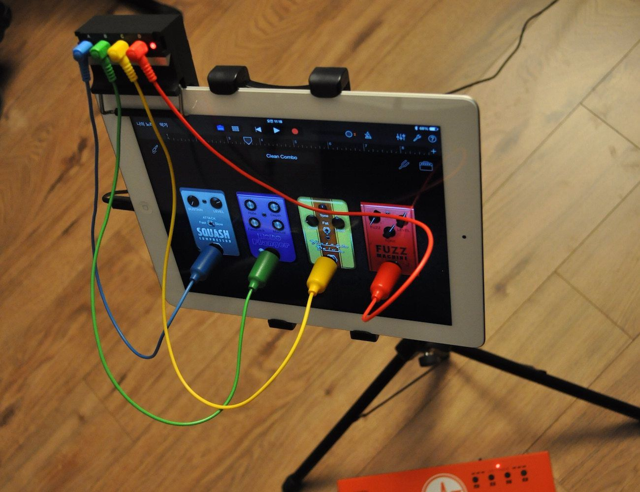 RemoFinger (With images) Music gadgets, Wireless, Ipad