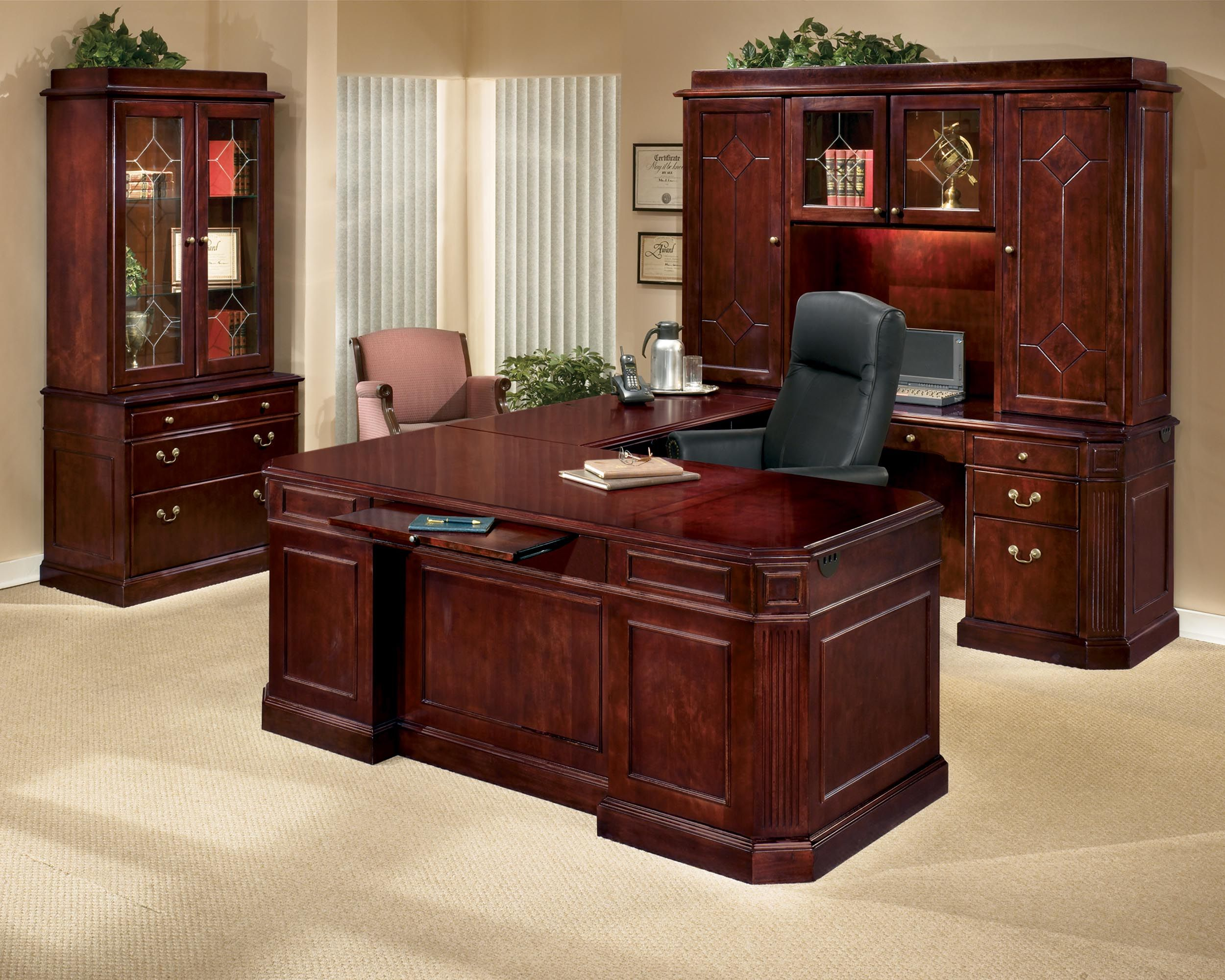 Best quality oxmoor private office furniture available through