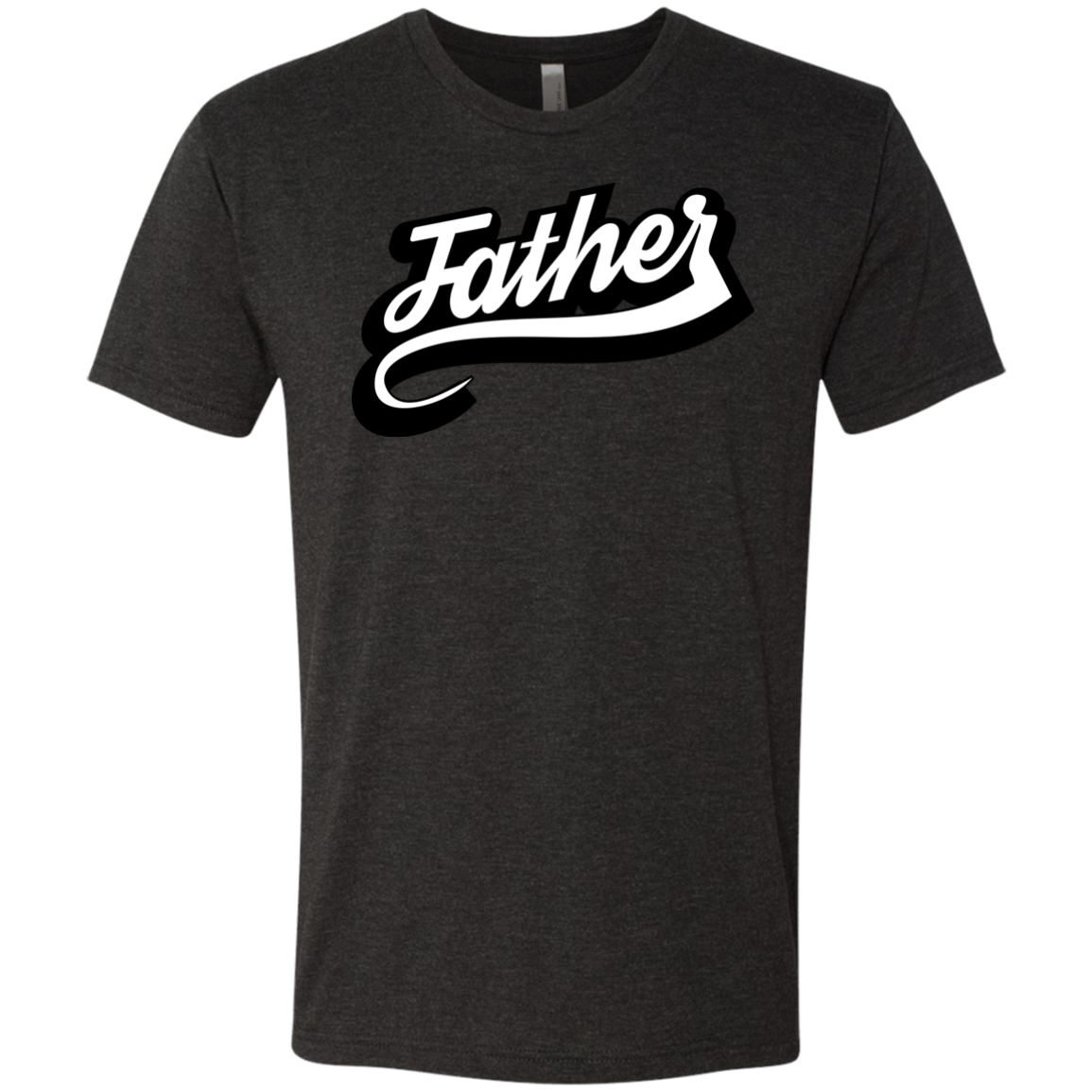 Father | Men's Tri-Blend T-Shirt
