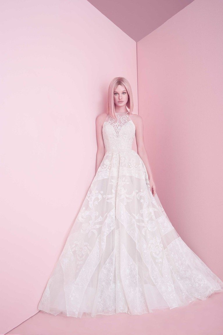 Hayley Paige Bridal Spring 2019 | Hayley paige, Tulle balls and Ball ...