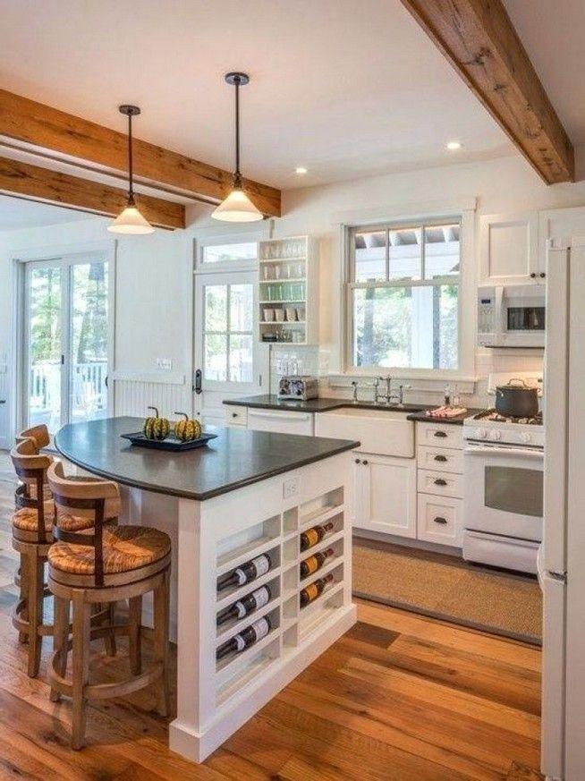 Kitchen ideas remodeling layout islands 12 | Kitchen ...