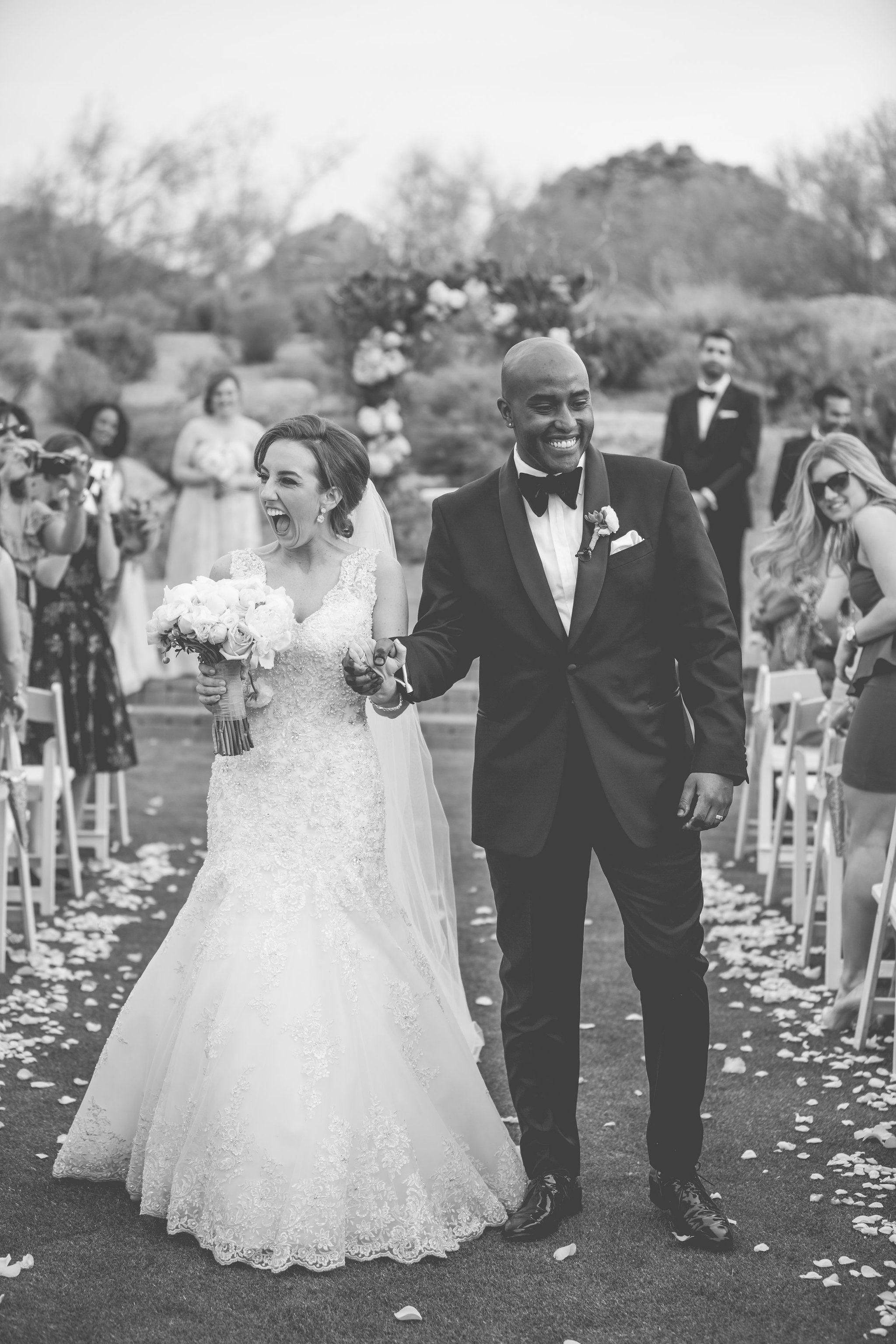 Naif and erinus americansudanese desert wedding beautiful
