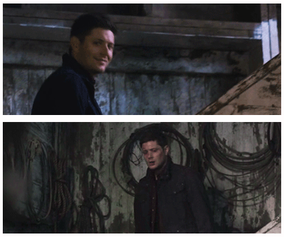 Before and After // The Executioner's Song 10x14 // Supernatural