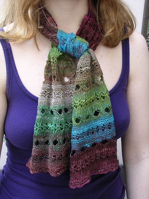 La Guelaguetza by Jeri Lea Kisala ~ love the open stitchwork!