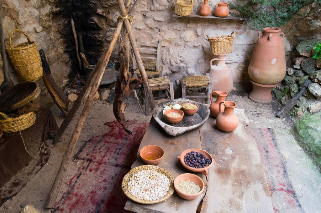 https://flic.kr/p/bjN4k2 | Meal Preparation | Nazareth Village #Israel
