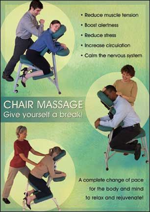Great Way To Say Thank You And Promote The Health Of Your Employees Benefits Of Chair Massage Massage Marketing Massage Therapy Therapeutic Massage