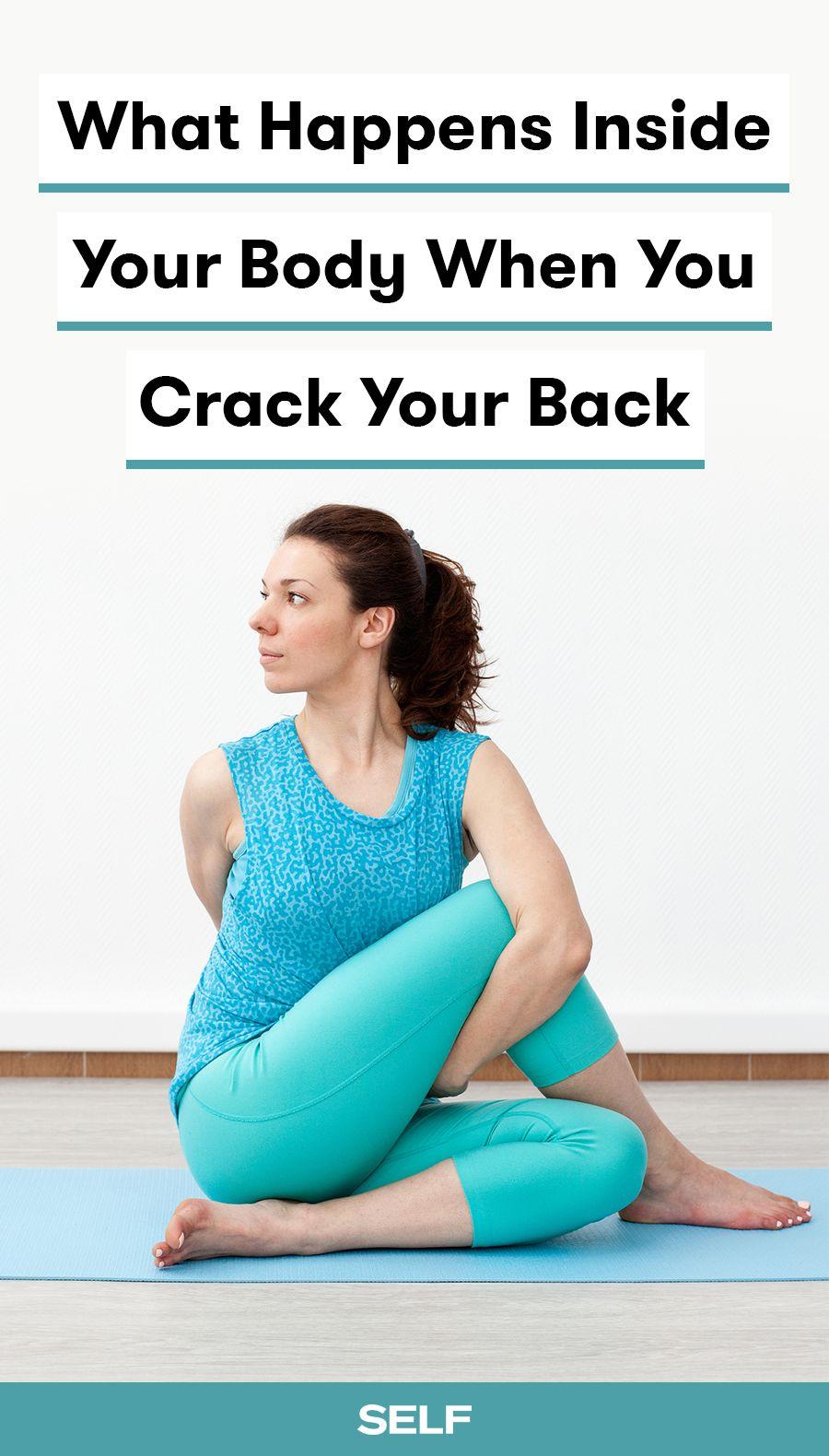 is it good to crack your bones