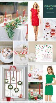 REVEL: Christmas Party Inspiration
