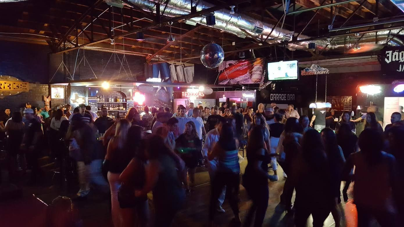 The Garage Bar Bar Grill In Tyler Texas Great Dive Bar Located Just Off The Square In Down Town Tyler The Garage Bar Has Garage Bar Bar Set Up