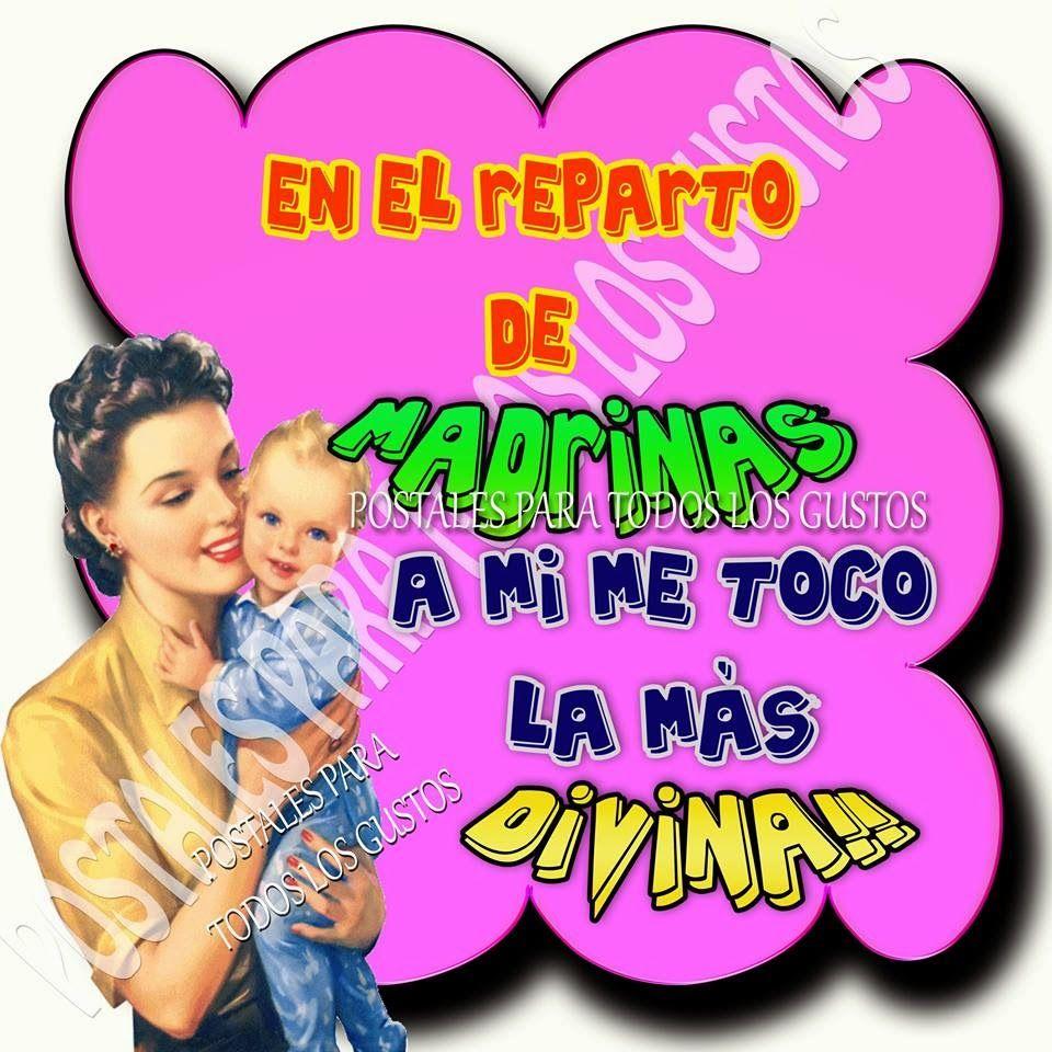 8ced2b4023 Tarjetas De Cumpleaños Madrina
