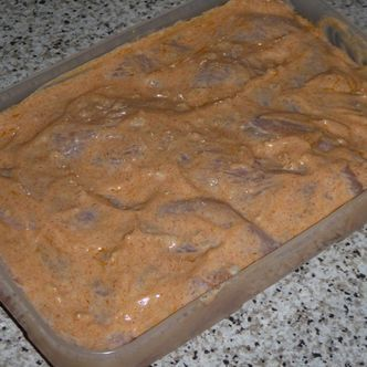Knoblauch - Joghurt - Marinade für Grillfleisch von linnéa | Chefkoch