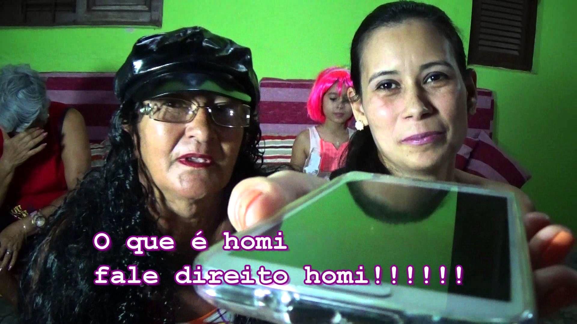 DESAFIO DO TELEFONE COM TIA ELIONE