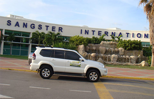 Negril Suv Tranfer From Montego Bay Airport