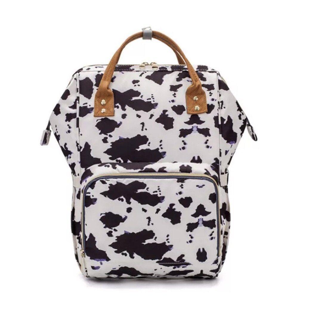 Waterproof Baby Backpack Maternity Mummy Mother Stroller Diaper Bag One-shoulder