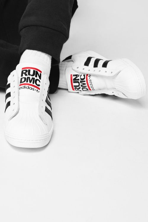 Run DMC x adidas Originals